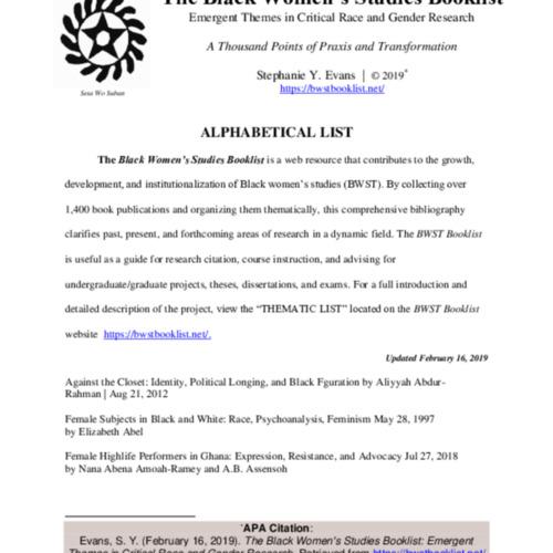 Evans-BWST-Booklist-ALPHA-Oct2020.pdf