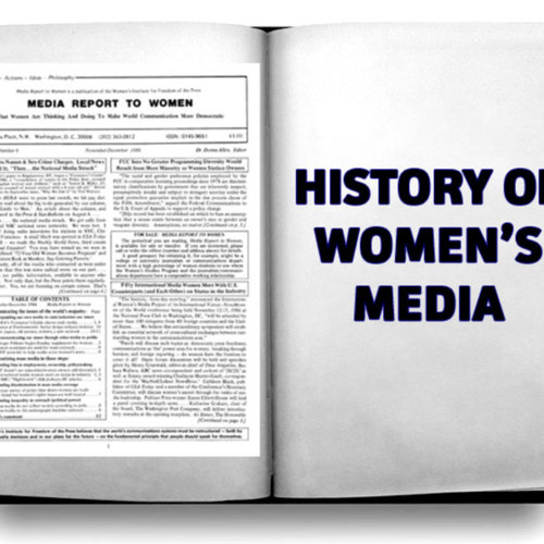 History of Women's Media: The Development of Communication Networks Among Women, 1963-1983