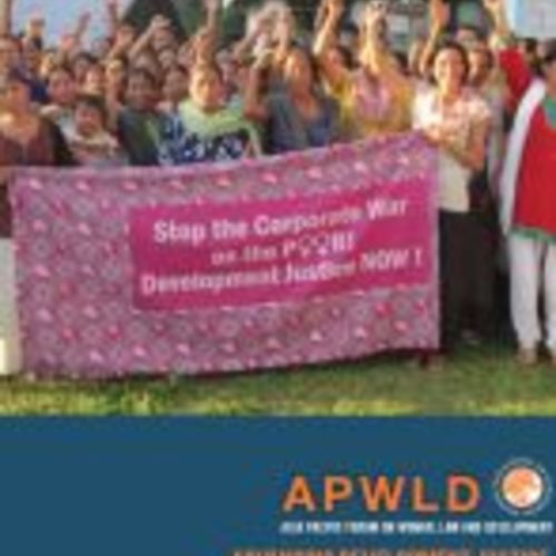 Asia Pacific Forum on Women, Law and Development (APWLD)