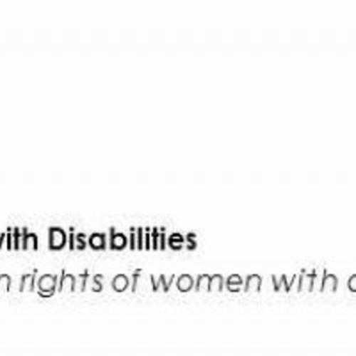International Network of Women with Disabilities (INWWD)