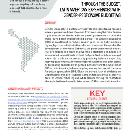 Advancing Gender Equality thru the Budget.pdf